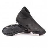 Bota Predator 20.3 LL FG Core black-Solid grey