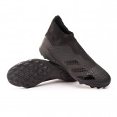 Zapatilla Predator 20.3 LL Turf Core black-Solid grey