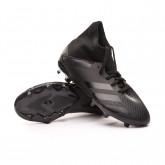 Bota Predator 20.3 FG Niño Core black-Solid grey