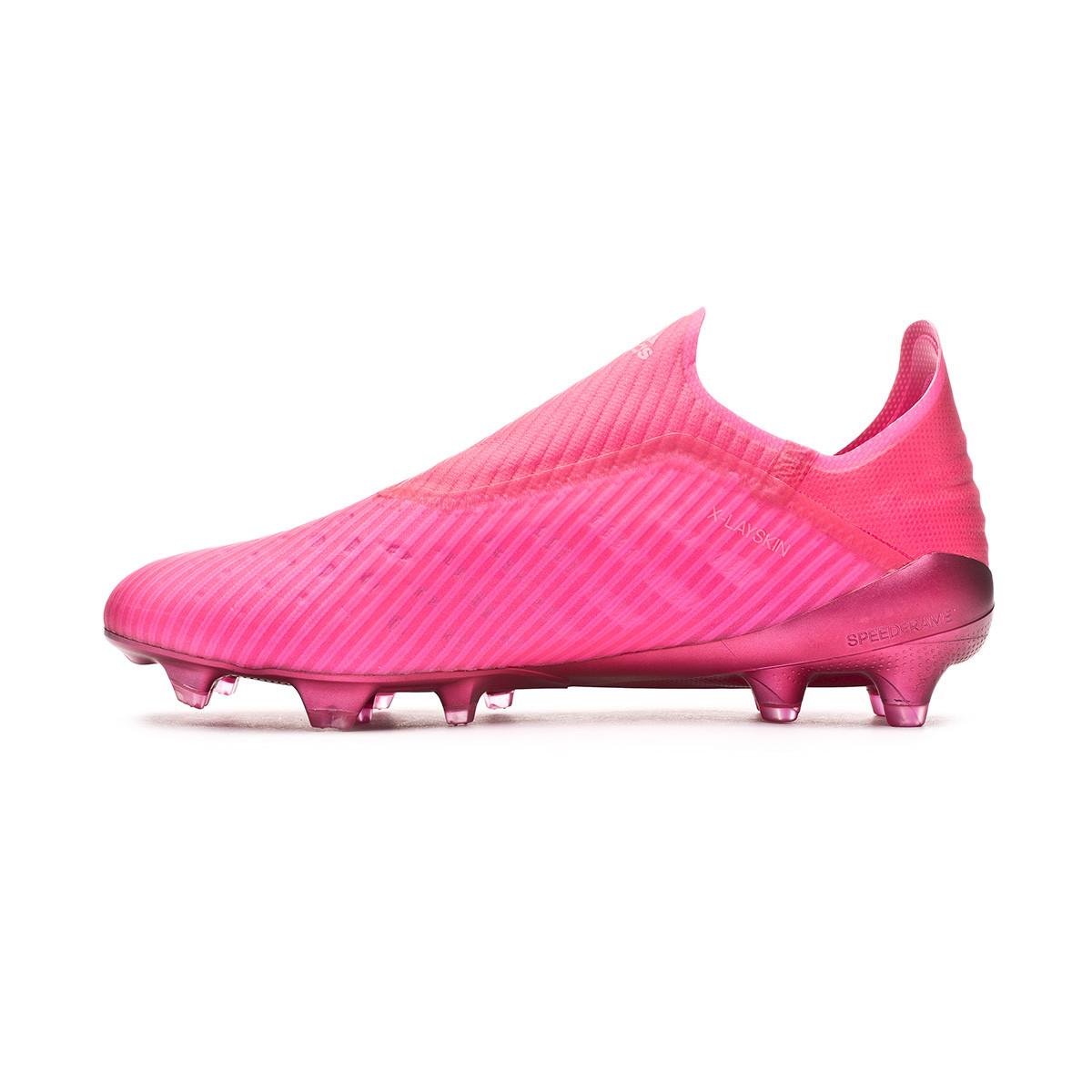 Football Boots adidas X 19+ FG Shock