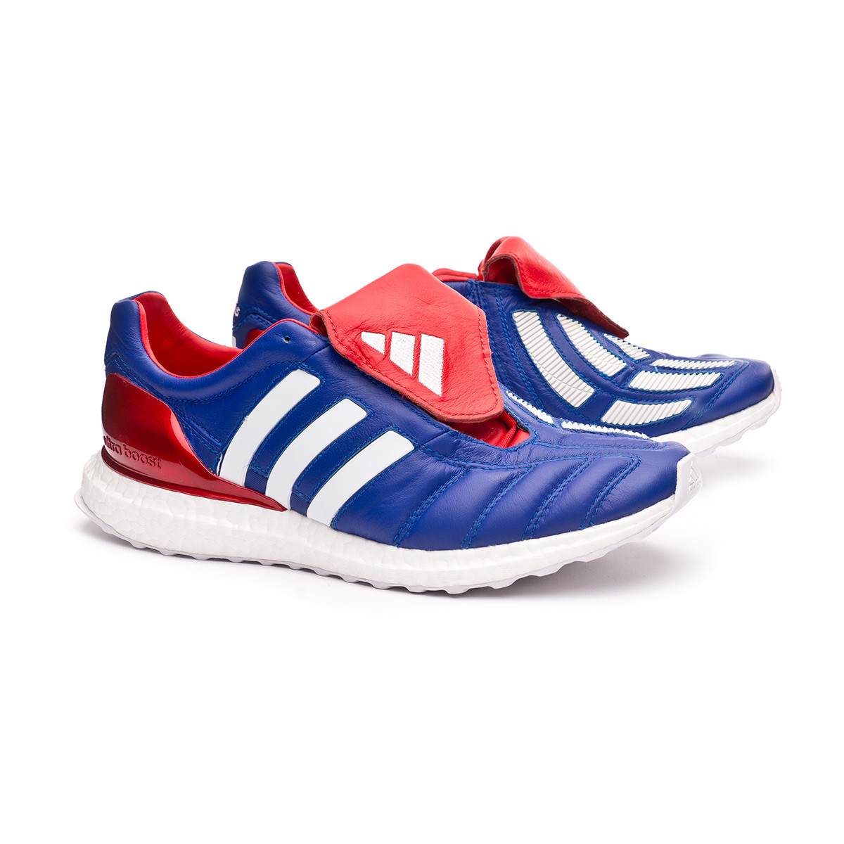 emocionante Renunciar Volver a llamar  Trainers adidas Predator Mania TR Japan blue-Red-White - Football store  Fútbol Emotion