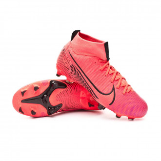Mercurial Superfly VII Academy FG/MG Niño Laser crimson-Black