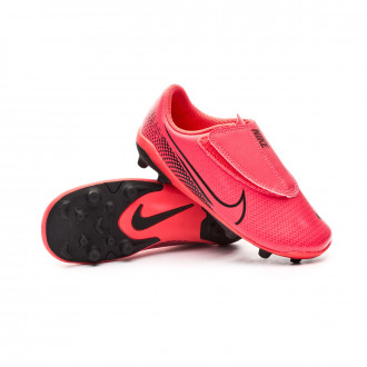 Mercurial Vapor XIII Club MG PS Cinta Adhesiva Niño Laser crimson-Black