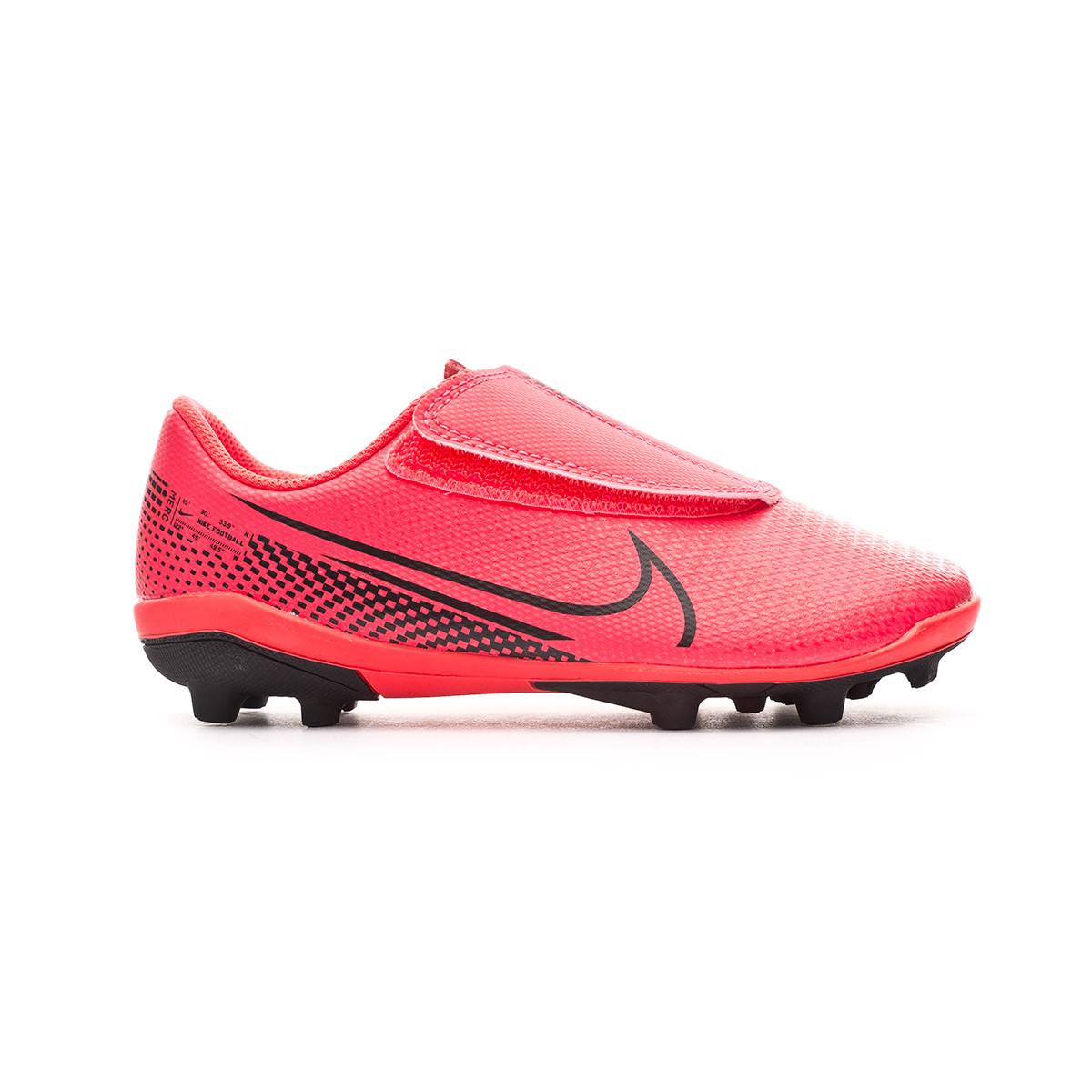 Chaussure de foot Nike Mercurial Vapor XIII Club MG PS avec scratch Enfant