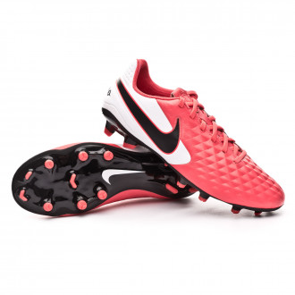 Tiempo Legend VIII Academy FG/MG Laser crimson-Black-White