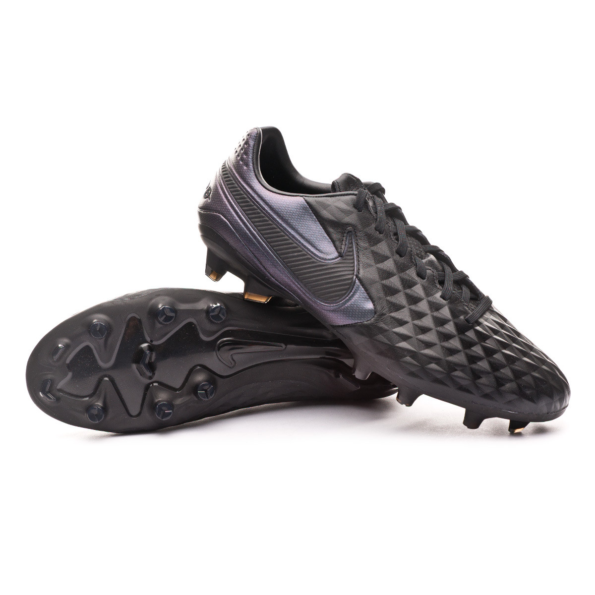 Adidas Tiempo FG Soccer Sports Shoes Outdoor Turf Football Training Boots footba