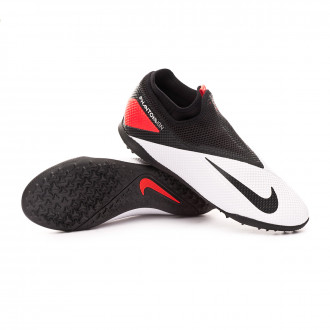 Phantom Vision II Academy DF Turf White-Black-Laser crimson
