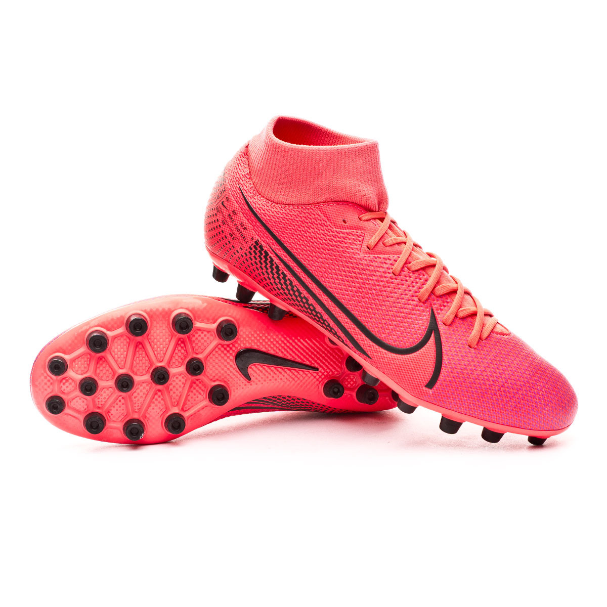 Chaussure de foot Nike Mercurial Superfly VII Academy AG