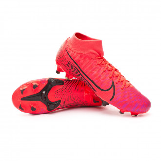 Mercurial Superfly VII Academy FG/MG Laser crimson-Black