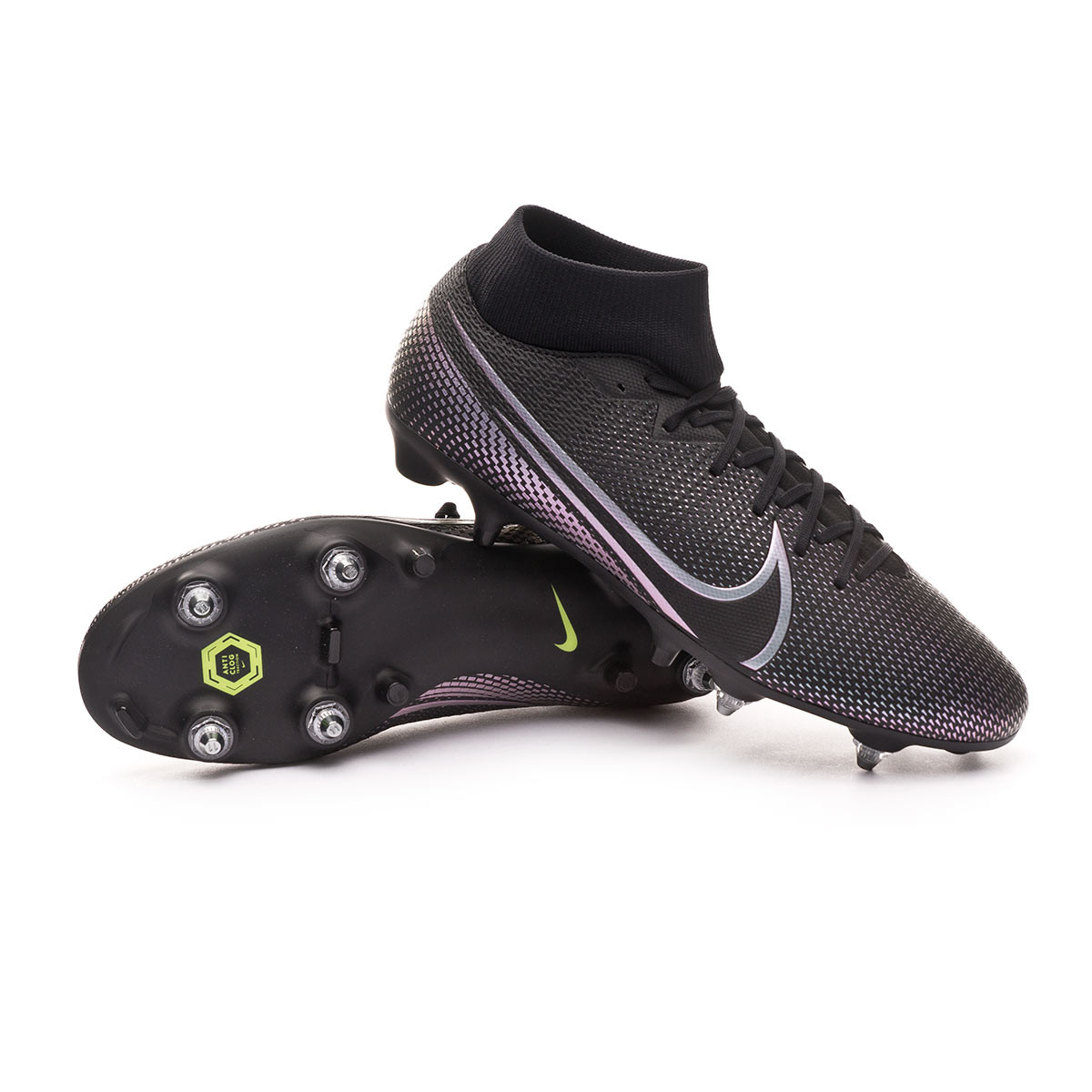 Chaussure de foot Nike Mercurial Superfly VII Academy SG PRO Anti Clog Traction