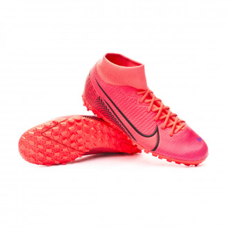 Mercurial Superfly VII Academy Turf Laser crimson-Black