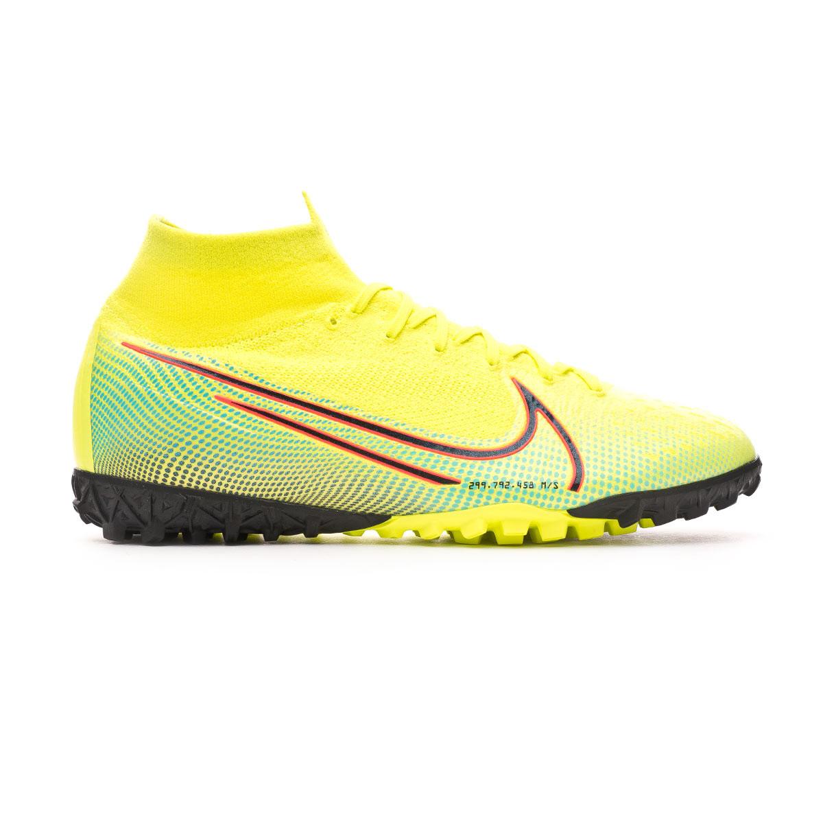 nike mercurial astro turf football boots