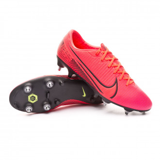 Mercurial Vapor XIII Academy SG-PRO Anti-Clog Traction Laser crimson-Black