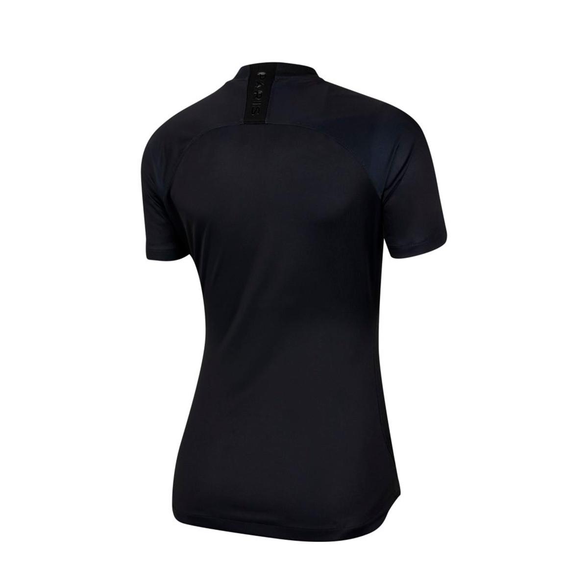 Maillot Nike Jordan X Psg Breathe Stadium 4eme Tenue 2019 2020 Femme Black White Boutique De Football Futbol Emotion
