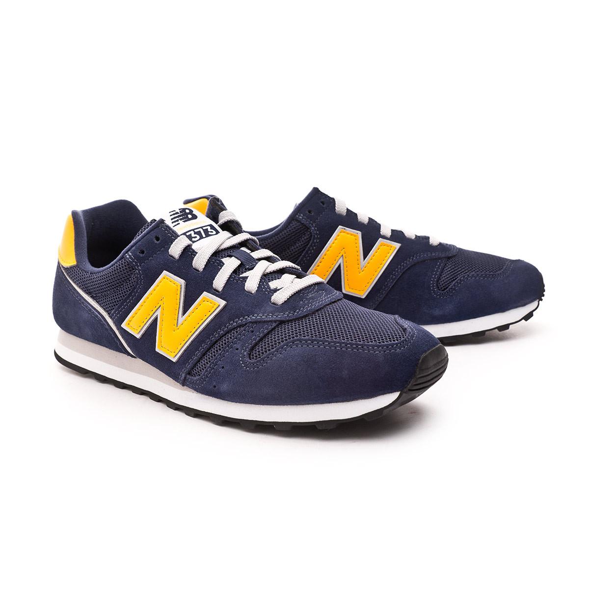 new balance 373 navy