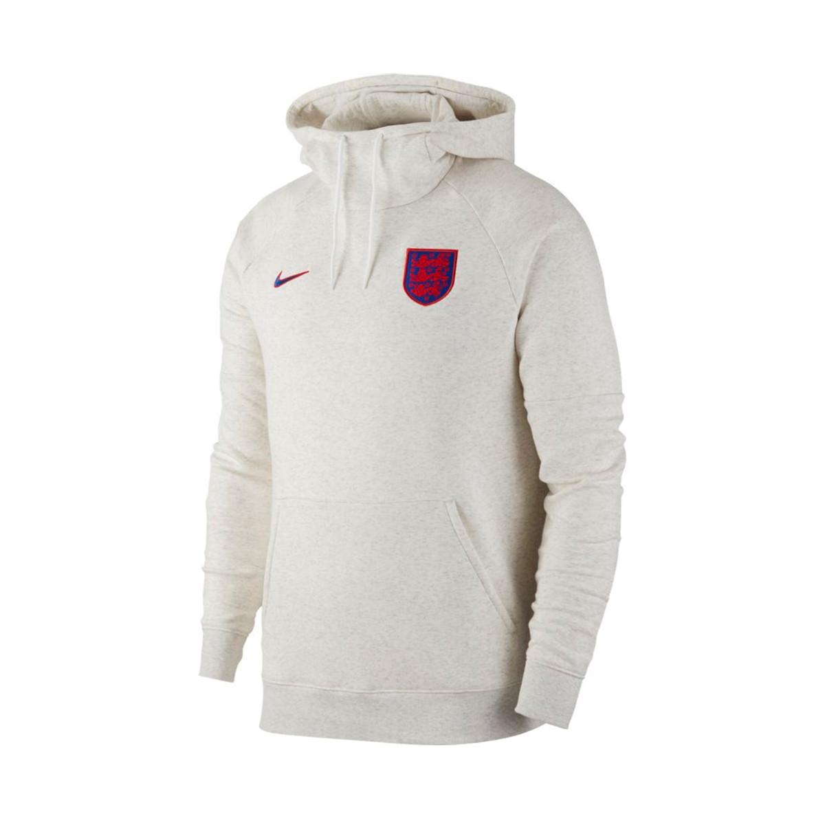 Felpa Nike Nazionale Inglese Fleece Hoodie 2020-2021