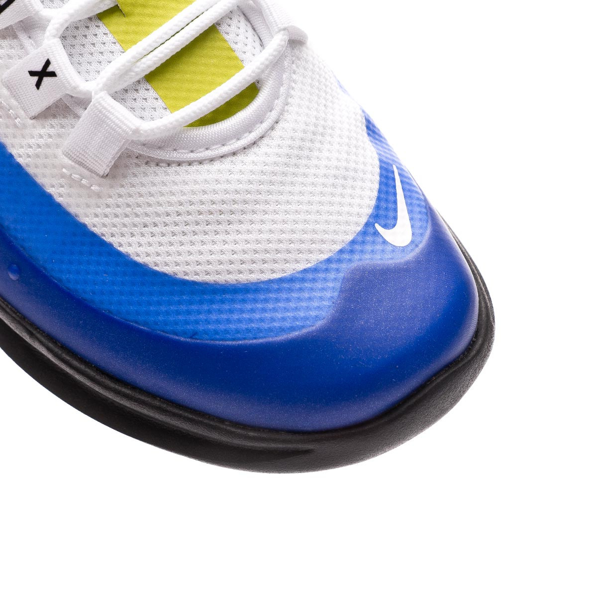 Devorar grueso Untado  Trainers Nike Air Max Axis Niño White/White-Hyper Blue-Black - Football  store Fútbol Emotion