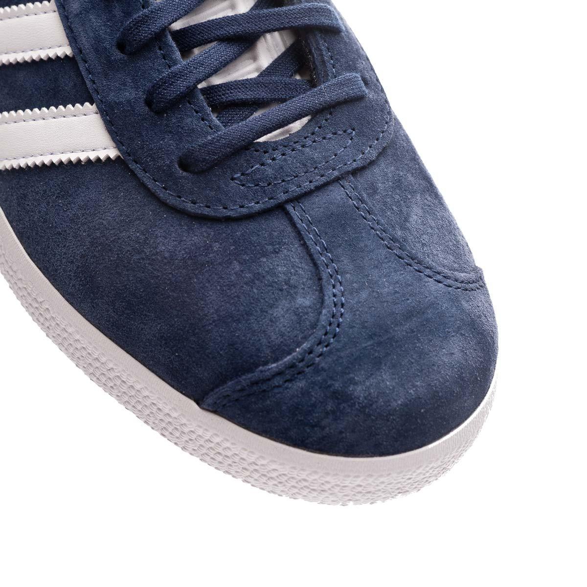 Trainers adidas Gazelle Navy-White-Gold