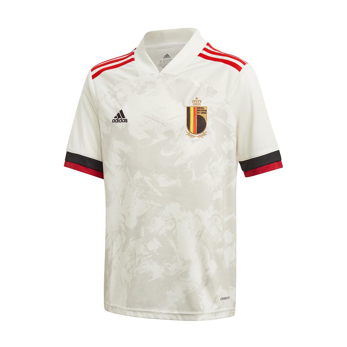 adidas Belgium 2020-2021 Away Jersey