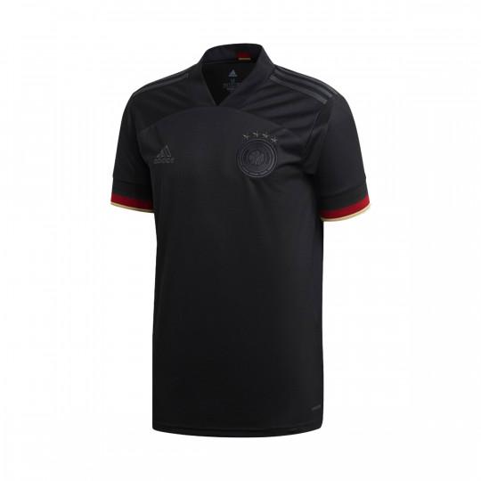 Jersey adidas Germany Away 2020-2021 Black-Carbon