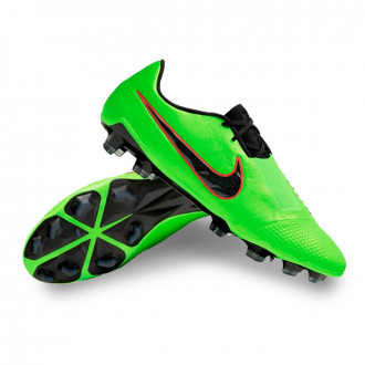 Phantom Venom Elite FG Green strike-Black-Laser crimson