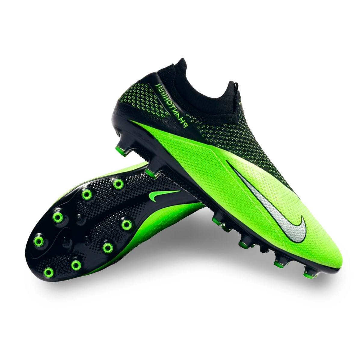 Chaussure de foot Nike Phantom Vision II Elite DF AG PRO