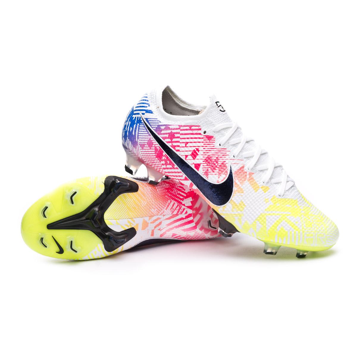 Chaussure de foot Nike Mercurial Vapor XIII Elite Neymar Jr FG ...