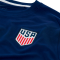 Camiseta USA Pre Match Top 2020-2021 Loyal blue-White