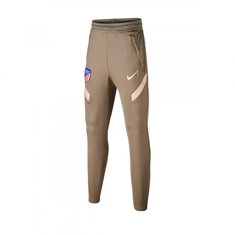 áspero Fraude Norteamérica  Long pants Nike Kids Atlético de Madrid Dri-Fit Strike KP 2020-2021 Cargo  khaki - Football store Fútbol Emotion