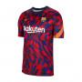 FC Barcelona Pre Match Top 2020-2021 University red