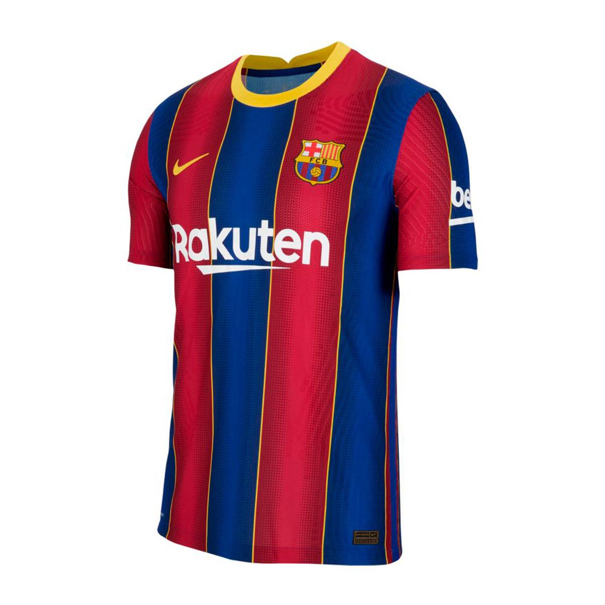 Maglia Nike FC Barcelona Vapor Match Primera Equipación 2020-2021