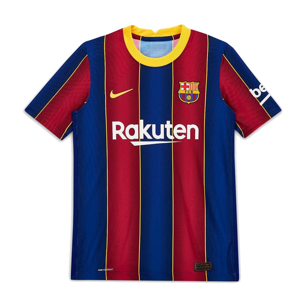 Playera Nike FC Barcelona Vapor Match Primera Equipación ...
