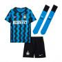 Inter Milan Primera Equipación 2020-2021 Niño
