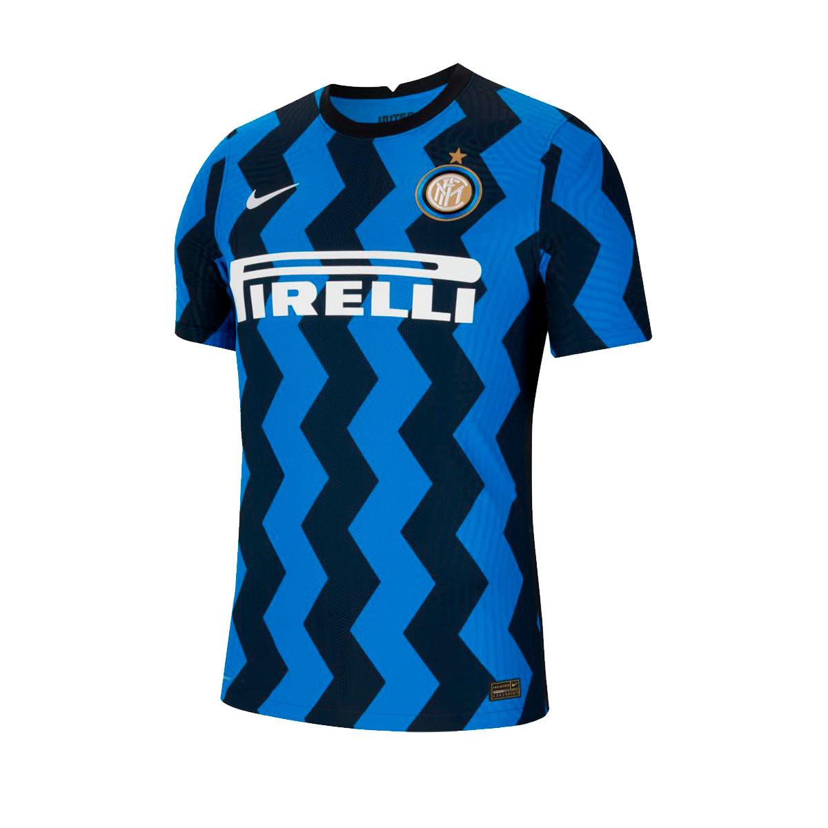 Maglia Nike Inter Milan Vapor Match Primera Equipación 2020-2021