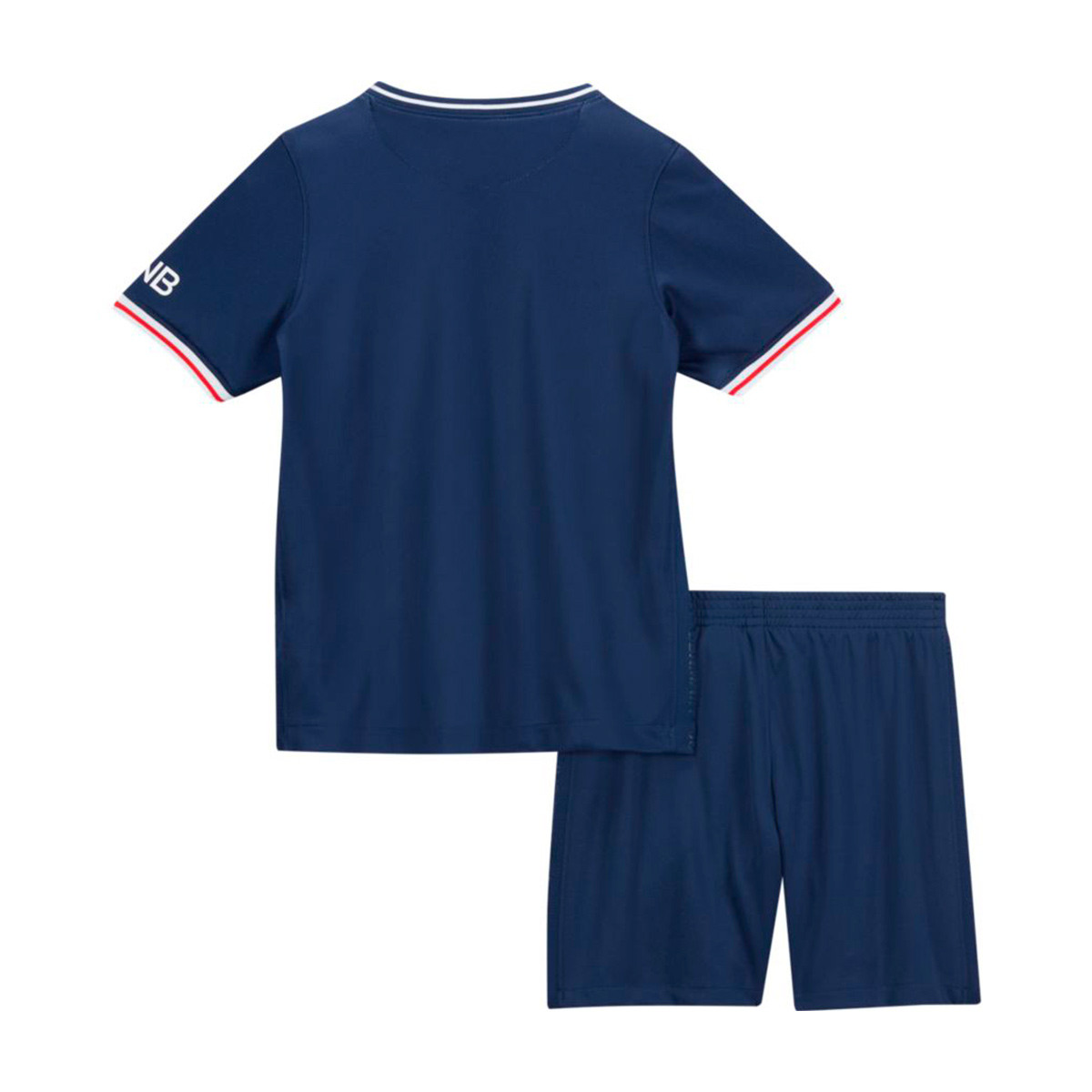 Kit Nike Paris Saint-Germain Primera Equipación 2020-2021 Niño Midnight navy-White - Football ...