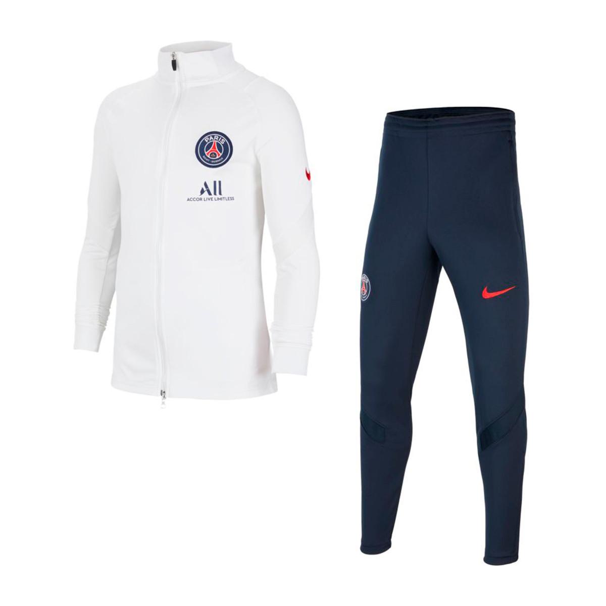 Tuta Nike Paris Saint-Germain Dri-Fit Strike 2020-2021 Bambino