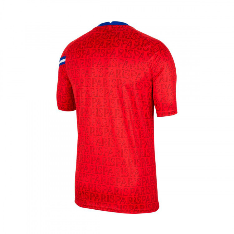 Nike Kids Paris Saint-Germain Pre Match Top 2020-2021 Jersey