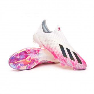 X 19+ FG White-Black-Shock pink