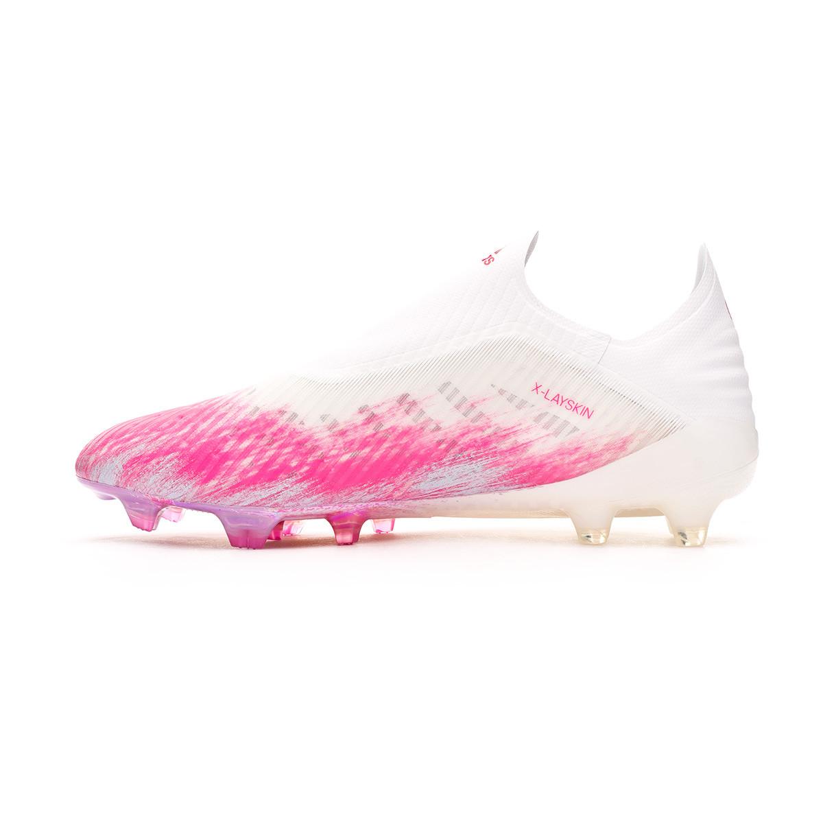 Football Boots adidas X 19+ FG White