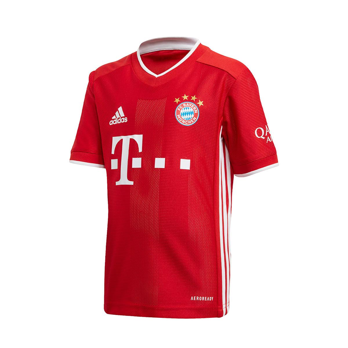 Completo adidas Mini FC Bayern Monaco Primo Kit 2020-2021 Bambino