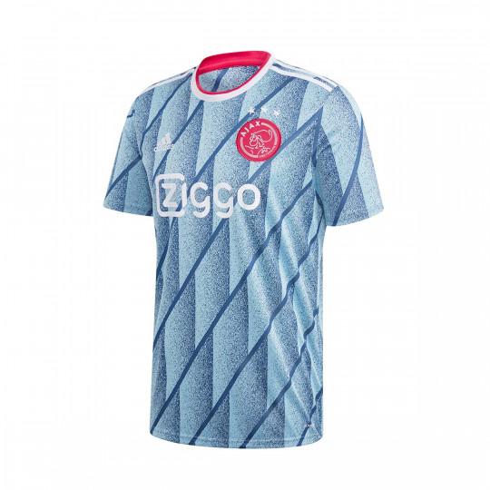 Jersey adidas Ajax FC FC 2020-2021 Away Icey blue
