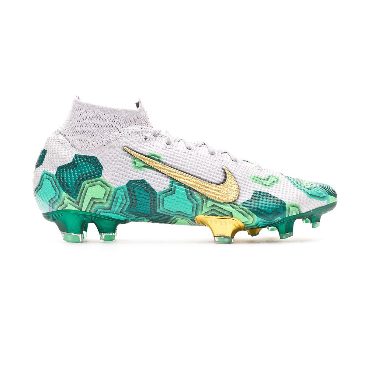 Chaussure de foot Nike Mercurial Superfly VII Elite SE MBAPPE X BONDY FG