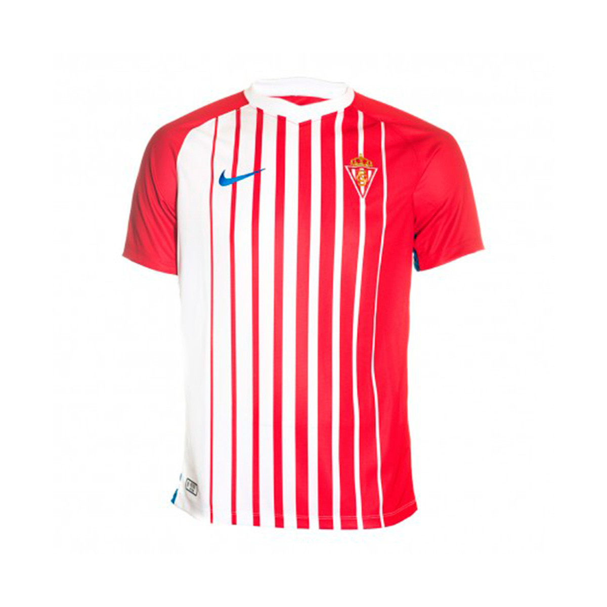 Jersey Nike Sporting de Gijón Primera Equipación 2019-2020 Niño White-Red -  Football store Fútbol Emotion