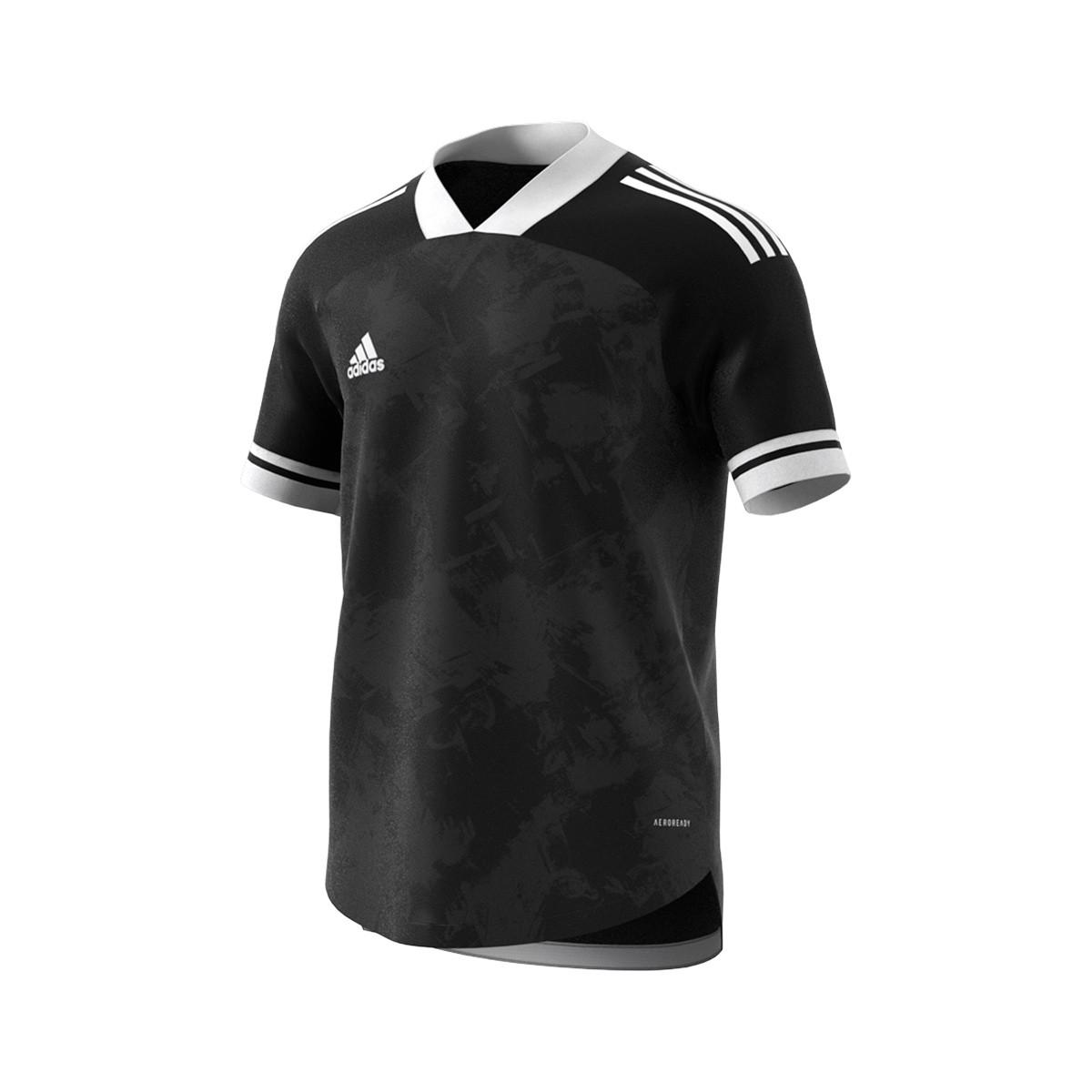 Jersey adidas Condivo 20 Black-White - Fútbol Emotion