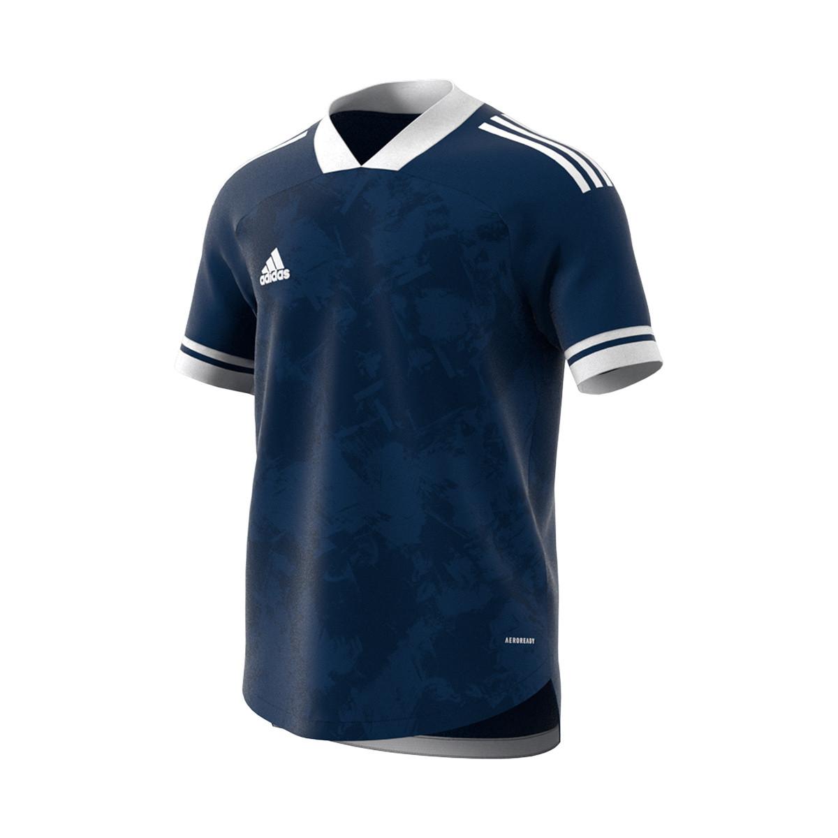 Jersey adidas Condivo 20 Team navy blue-White - Fútbol Emotion