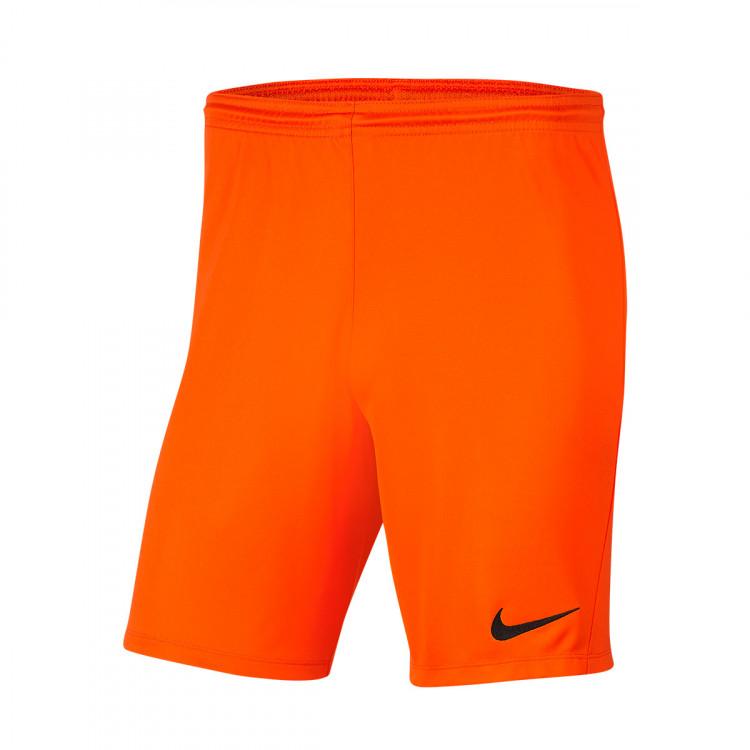 nike shorts orange