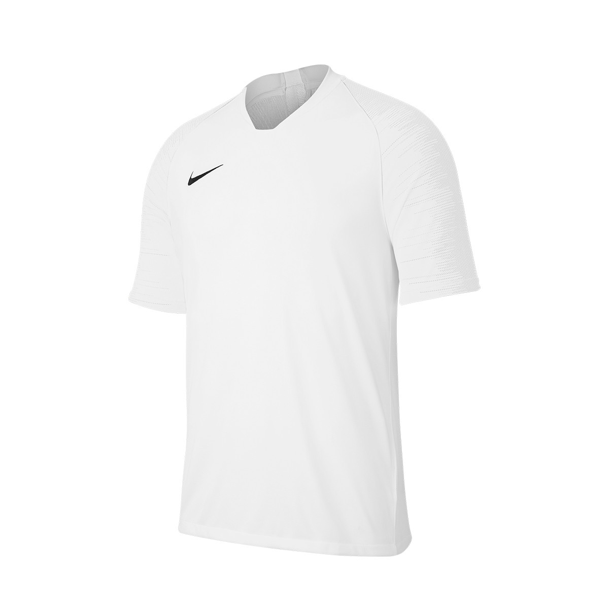 Ocurrir apagado Constitución  Jersey Nike Strike m/c White-White-Black - Football store Fútbol Emotion