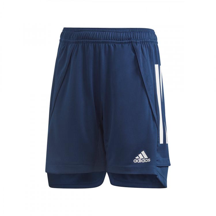 adidas pantalon corto
