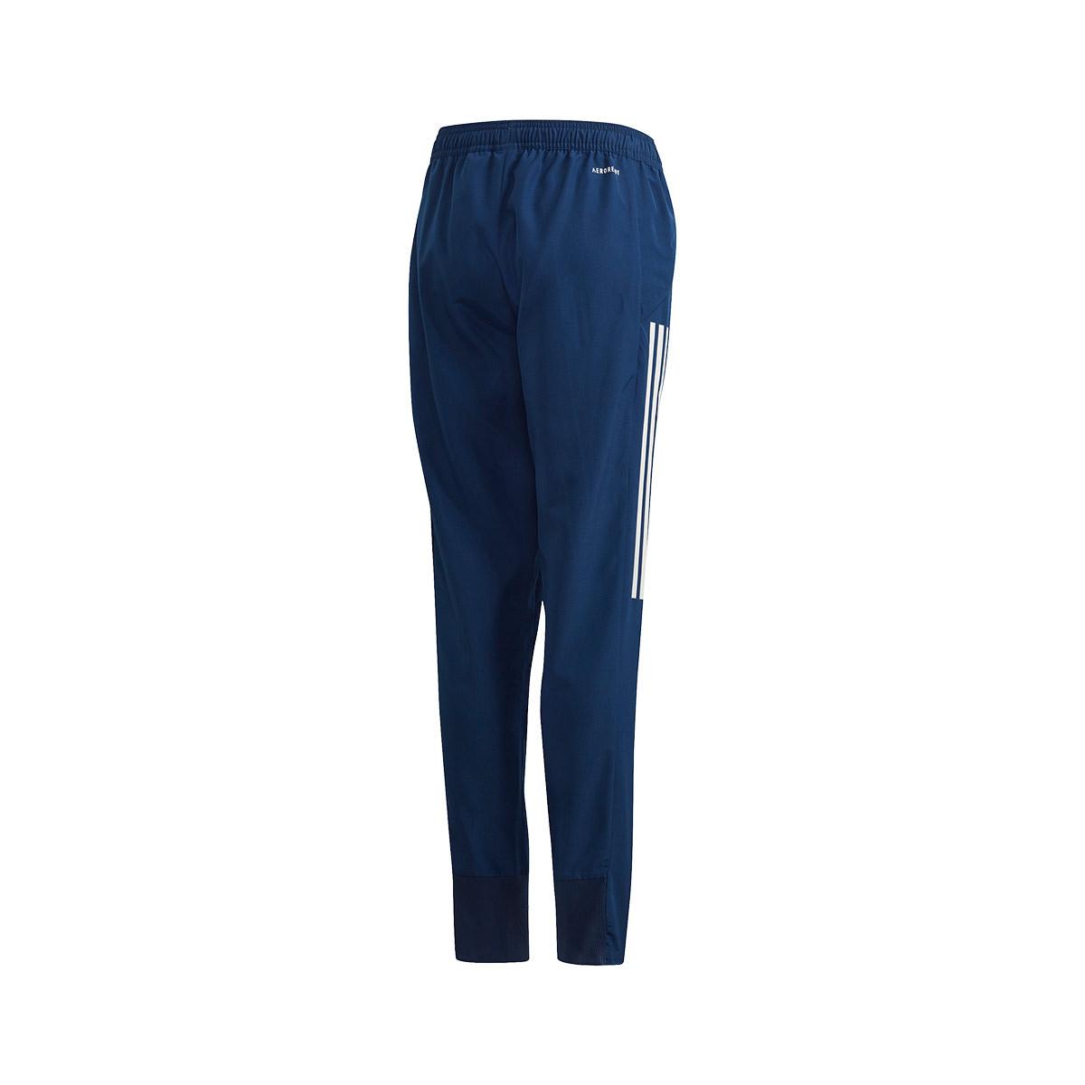 financiero Montaña Comprensión  Long pants adidas Kids Condivo 20 Woven Navy blue - Football store Fútbol  Emotion