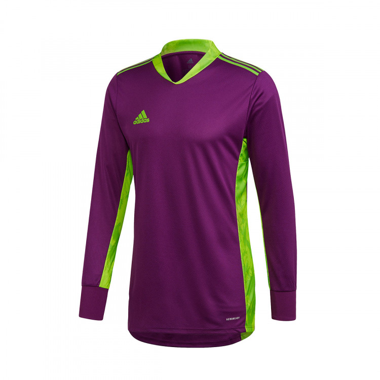 Jersey adidas Adipro 20 Goalkeeper Glory purple-Team semi solar ...